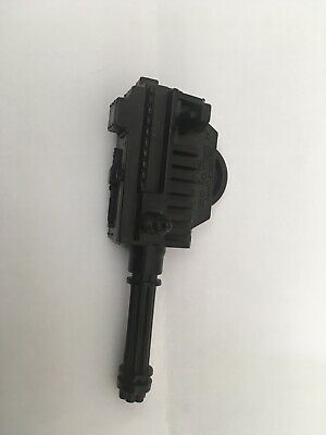 Vintage G.I Joe Action Force Motercycle Machine Gun