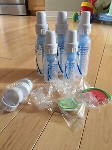 Dr Browns bottle set
