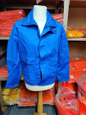STANLEY Drivers Jacket, Warehouse Store Uniform Coat, Garage Mechanics SMAL Mens