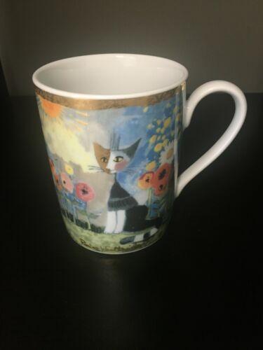 Goebel Rosina Wachtmeister Cat Mug Luce Solare