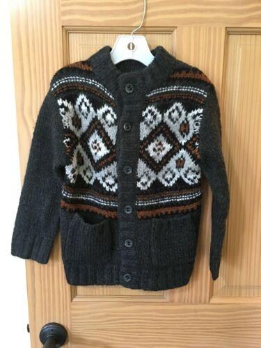 NWT Gymboree Boy Sweater Cardigan Jacket Button Down 4,5/6,7/8