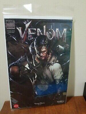 Venom (2018) AMC Promotional One-Shot Comic Tom Hardy Marvel Comics NM