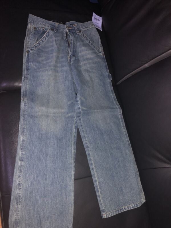City College Boys Jeans Size 12