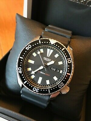 Seiko 6309 729A Automatic Vintage Diver's watch