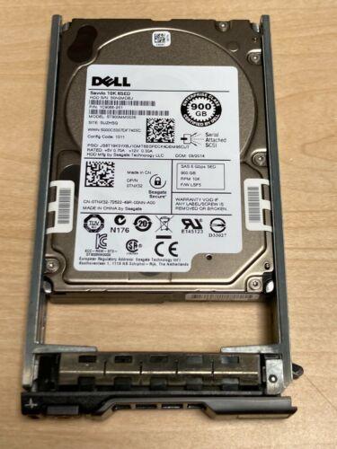 "DELL 900GB 10K 2.5"" SAS Hard Drive Dell Server R710 R720 R730 R610 R620 R630"