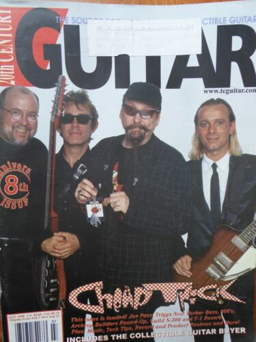 2oth Century Guitar Magazine - July,1998
