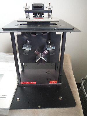 Spectra Tech Contact Sampler Horizontal Atr 0012-405n Used