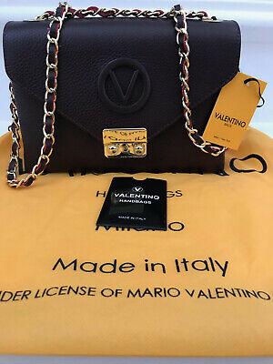NWT 100% Authentic Valentino By Mario Valentino Shoulder Bag