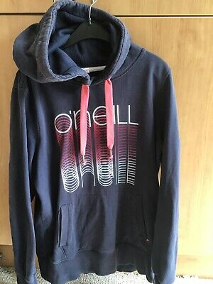 MEN's O'Neill hooded top . Size L