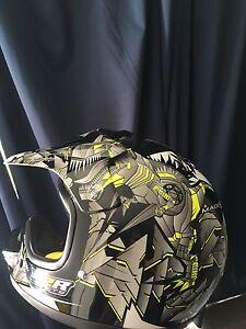 Kids M motorbike helmet brand new! Brighton Brighton Area Preview