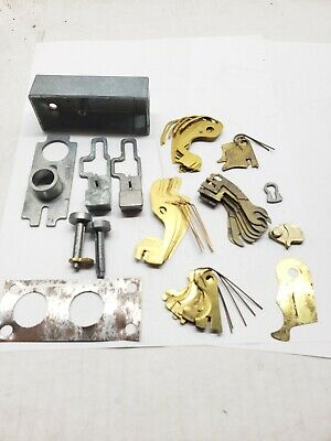 Mosler Diebold Sargent Greenleaf Safety Deposit Box Lock Parts Locksmith