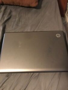 used HP2000 laptop
