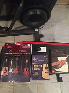 Beginner Guitar Set with Automatic Tuner