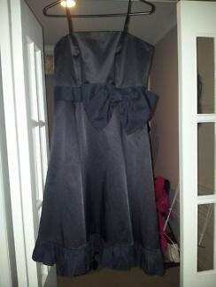 womens new size 10 evening , formal dress strapless