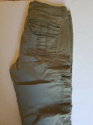 Womens Hollister Cargo Pants Size 7