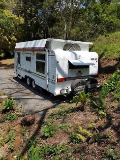 2005 Regent Caravan in excellent condition Lake Macdonald Noosa Area Preview