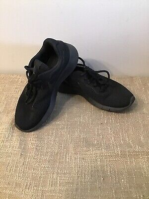Nike Black Shoes Youth Size 3
