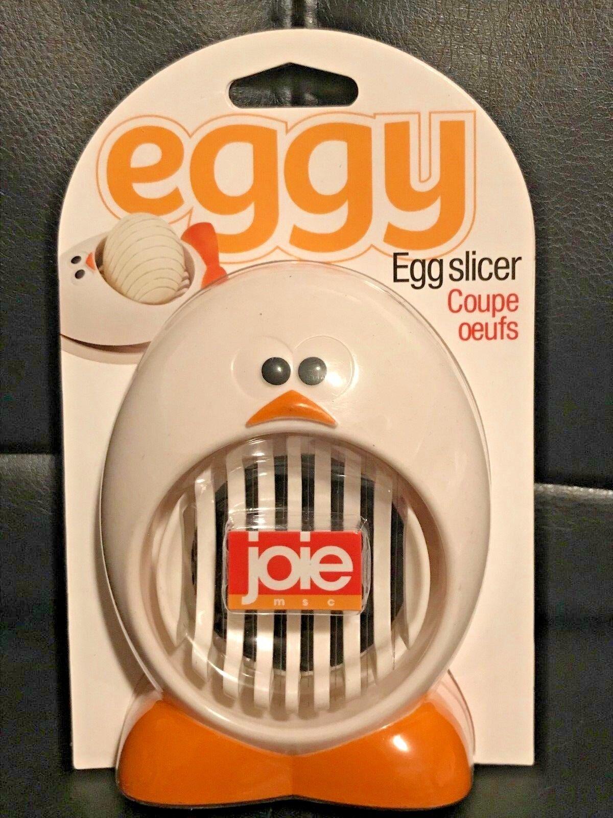 Joie MSC Wedgey Stainless Steel Egg Slicer Home & Garden
