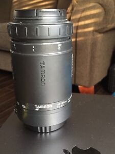 Tamron 100-300mm For Canon