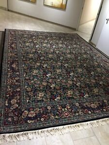 15ft x 11ft Luxury Persian Rug Soft Wool Hand Knotted