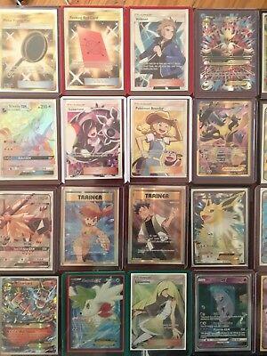 Random Lot Pokemon TCG Ultra Rares, Prisms and Secret Rares (2 per pack)