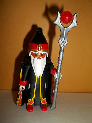 Playmobil.WIZARD,Series #10 Figure,New