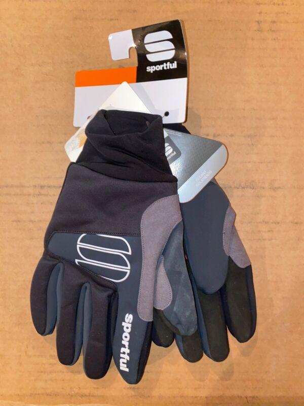 Sportful XC Cross Country Ski Men's Subzero Glove Size Medium Black