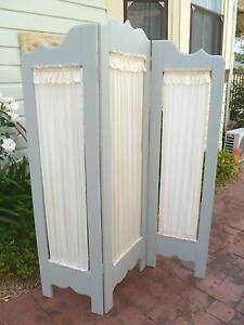 Vintage~Timber~French~Country~Shabby~Chic~Screen~Room~Divider Cessnock Cessnock Area Preview