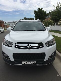 2014 Holden Captiva 7 LTZ