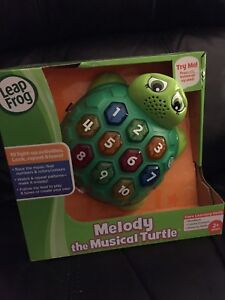 Melody the Musical Turtle (Brand New)