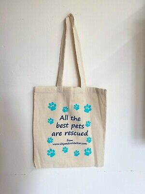 Newcastle Dog & Cat Shelter Charity Bag For Life