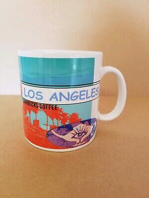 "Starbucks Mug ""Been There Series"" Los Angeles"