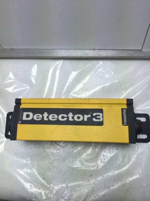 DETECTOR 3 3LC06 TRANSMITTER