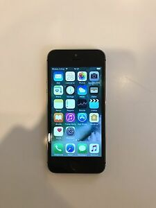 IPHONE 5S FIDO A VENDRE COMME NEUF
