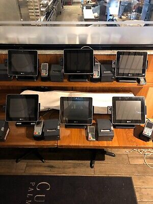 Ncr 7761 Pos Terminal With Aloha Software Installed.... Working Unit