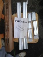 IKEA Rationell Customizable Drawer Dividers