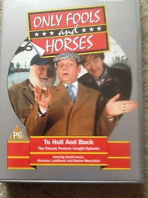 Only Fools & Horses DVD. Episode To Hull & Back. BBC