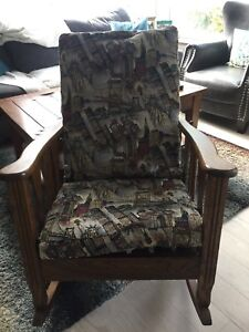 Unique Rocking Chair
