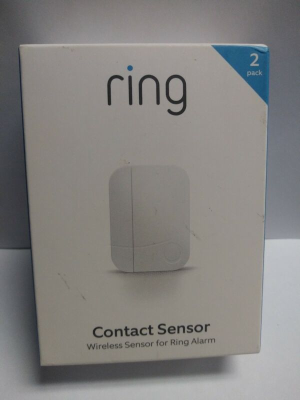 Ring Contact Sensor (2nd Gen)  for Ring Alarm (White) Z-Wave  *Free Shipping*