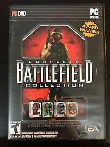 Battlefield 2 complete collection PC game