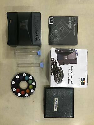 Lovibond Comprator With Universal Disk Medical Lab Equipment