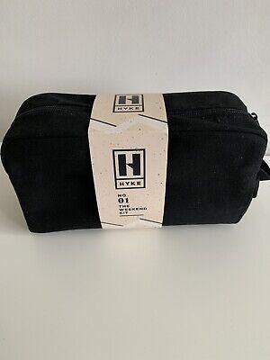 Hyke Grooming Weekend Bag Hydration Kit Toiletries Gift Set