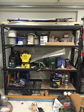 Heavy Duty Storage Rack. Great for Garage Scarborough Stirling Area Preview