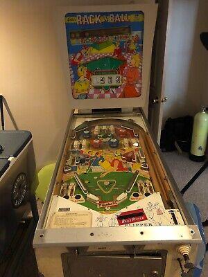 Rack-A-Ball Pinball Machine