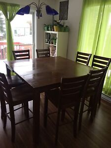 Dining room table West Island Greater Montréal image 3