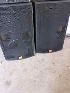 2 x JBL Marquis MS 125s Ipswich Ipswich City Preview