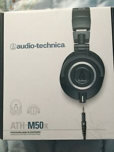 SELLING AUDIO TECHNICA ATH-M50X