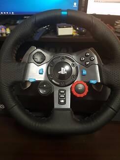 Logitech G920 Steering Wheel for PS4/PS3/PC