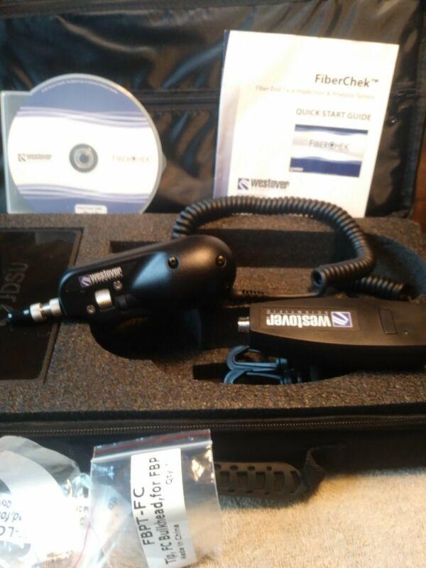 Westover JDSU FiberChek FiberScope FBP Series Probe-USB1 USB Digital Converter