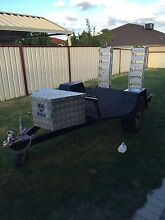 Motorbike trailer Canning Vale Canning Area Preview